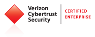 Verizon Cybertrust Certified Logo;